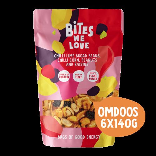 Chilli Nut Mix Box of 6