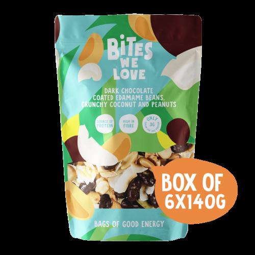 Box of Chocolate Nut Mix